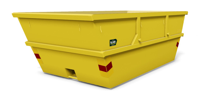 Hyra container